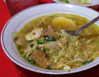 Hidangan Khas Lamongan, Jawa Timur