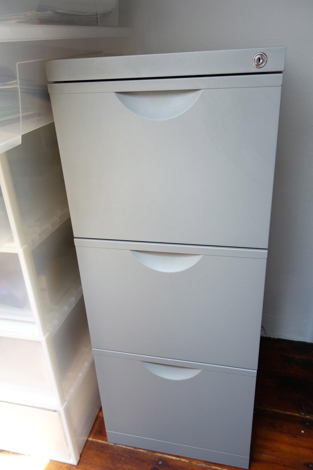 Ikea u0027Eriku0027 3 drawer filing cabinet - 16 1/8  x 41  & FOR SALE - HOUSING ITEMS: Ikea u0027Eriku0027 3 drawer filing cabinet - 16 1 ...