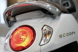 Akhirnya AHM Resmi Rilis Honda Scoopy Versi 2021