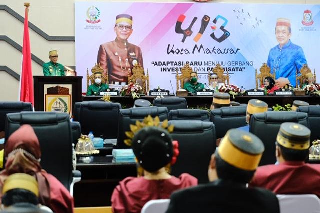 Nurdin Abdullah Yakin Makassar Mampu Pulihkan Ekonomi Pasca Pandemi Covid-19