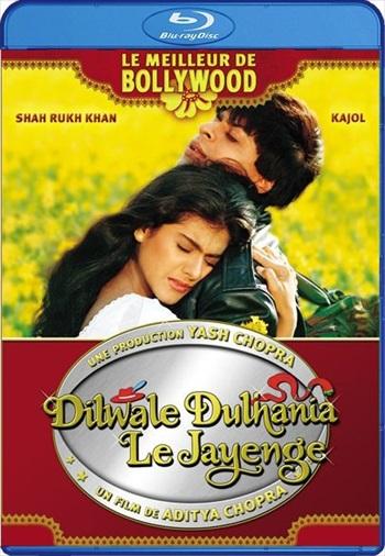 Download Dilwale Dulhania Le Jayenge 1995 Hindi 480p BluRay 500mb