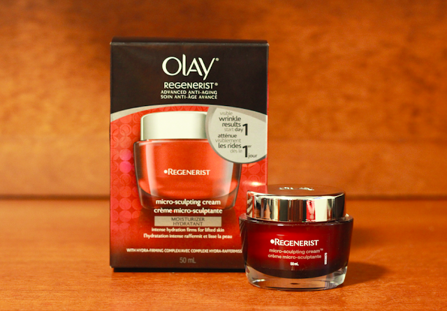 Olay Regenerist Advanced Anti-Aging #PGmom