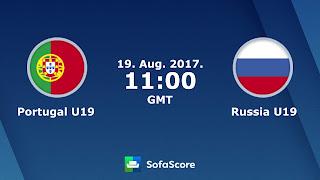 Португалия U19 - Россия смотреть онлайн Трансляция  U19 11.09.2019 смотреть онлайн