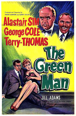 The Green Man - Movie Poster