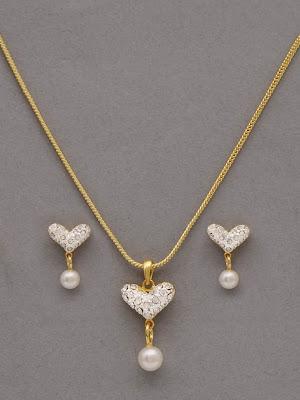 Multi-Stone-Pearl-Jewellery-Set allfreshwallpaper