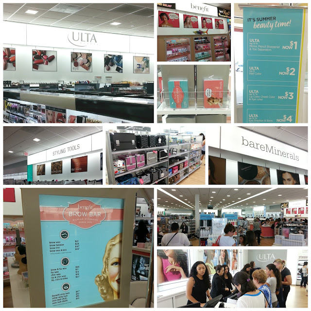 Ulta Beauty Retailer Cosmetics Styling Tools