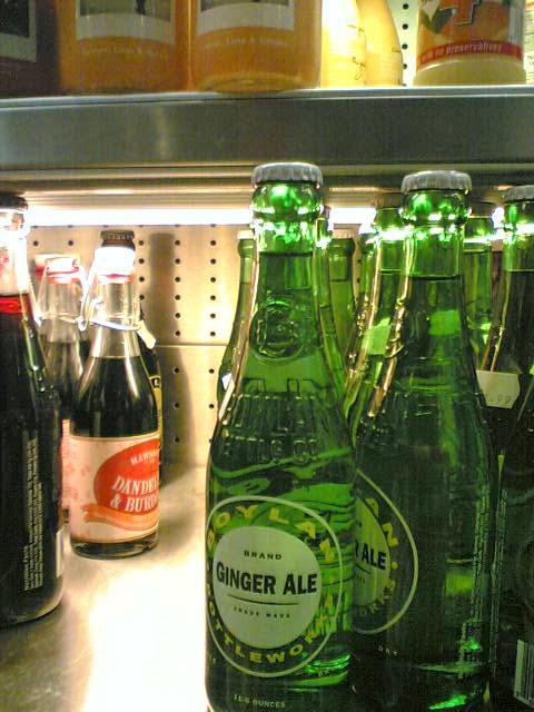 Refrigerecos que já experimentei pelo mundo - ginger ale (EUA)