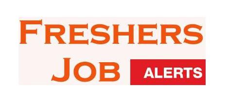 freshers job alerts