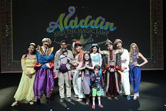 Aladdin dan lampu ajaib kini di Pentas Resort World Genting