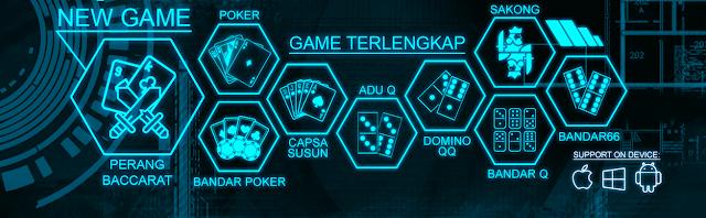 Judi Poker dan DominoQQ Terlengkap Dan Berkualitas