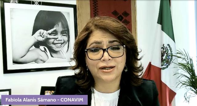 De emergencia nacional trabajar en contra de la violencia de género, Conavim
