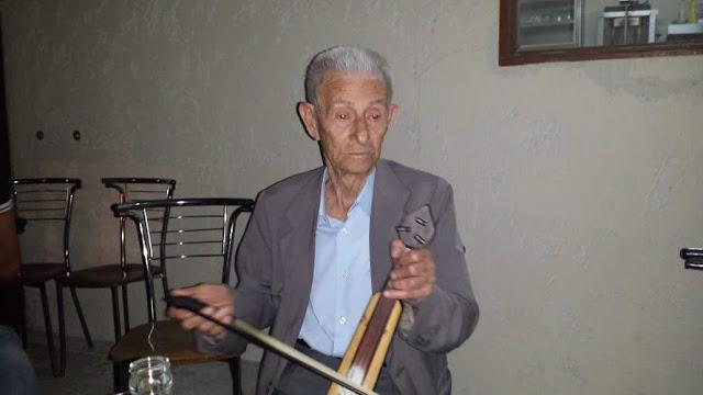 Έφυγε από τη ζωή, σε ηλικία 90 χρονών, ένας πιστός εκπρόσωπος της Ποντιακής μουσικής παράδοσης