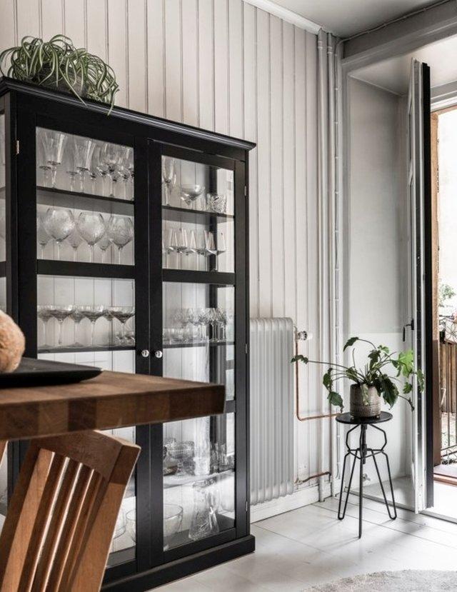 Cucine Bianche e Romantiche in stile Scandinavo