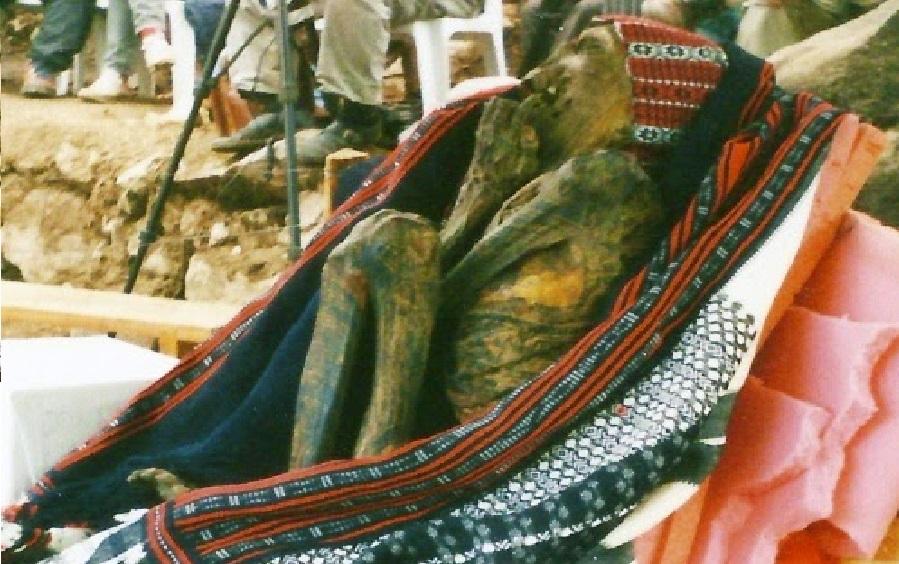 Appo Anno, Mummified Demigod