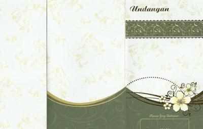 layout undangan digital pernikahan