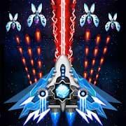تحميل لعبة Space shooter-Galaxy attack للاندرويد مهكرة