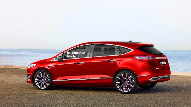 Novo Ford Focus 2018 >> PRÉVIA Novo Ford Focus 2018 #Focus