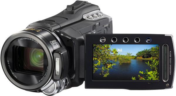 Camcorder: Still a good choice for ambitious filmmakers