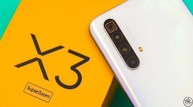Realme X3 SuperZoom - ريلمي اكس 3 سوبر زوم
