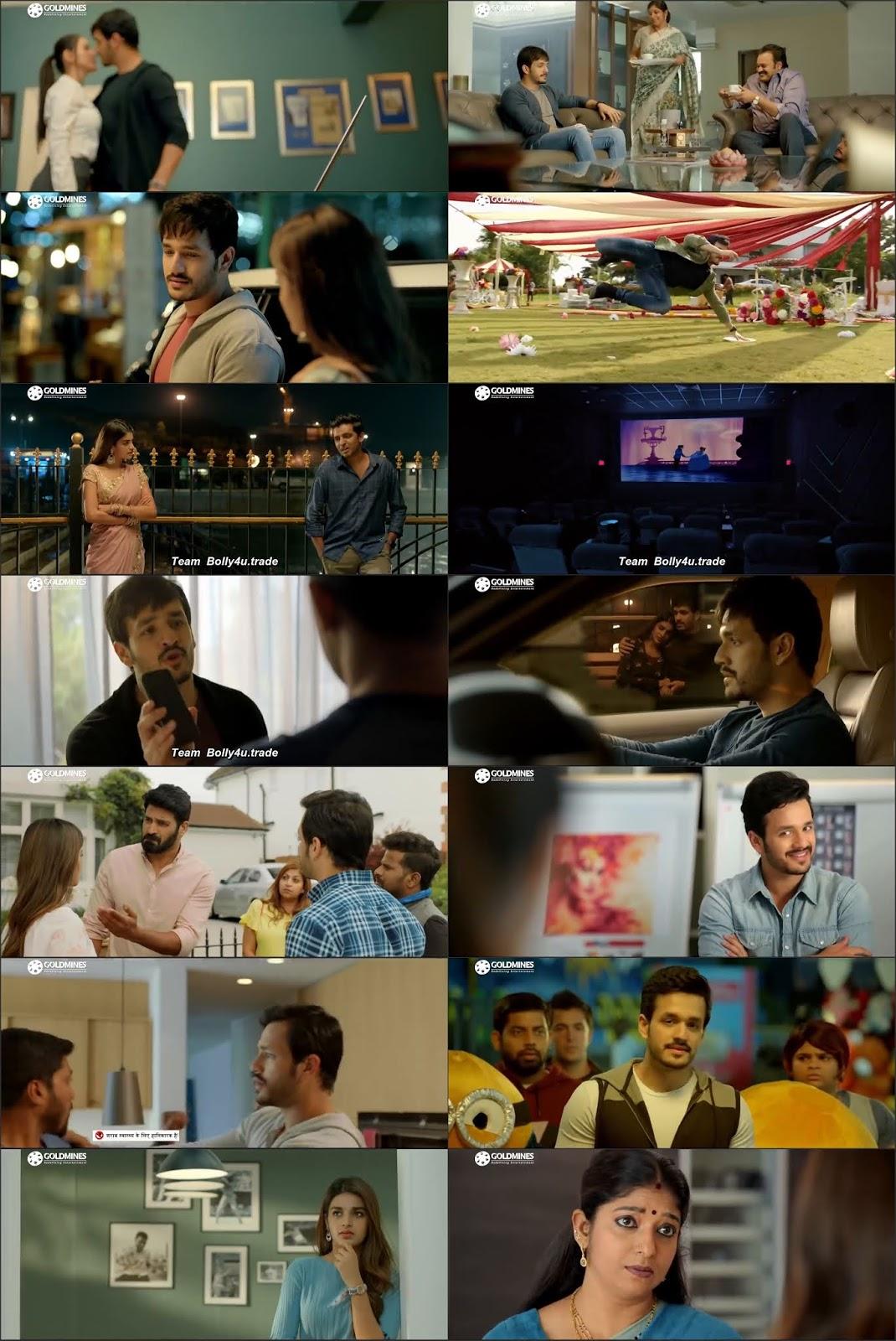 Mr Majnu 2020 HDRip 300MB Hindi Dubbed 480p Download