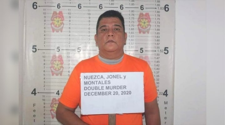 Court finds Nuezca guilty of 2 counts of murder