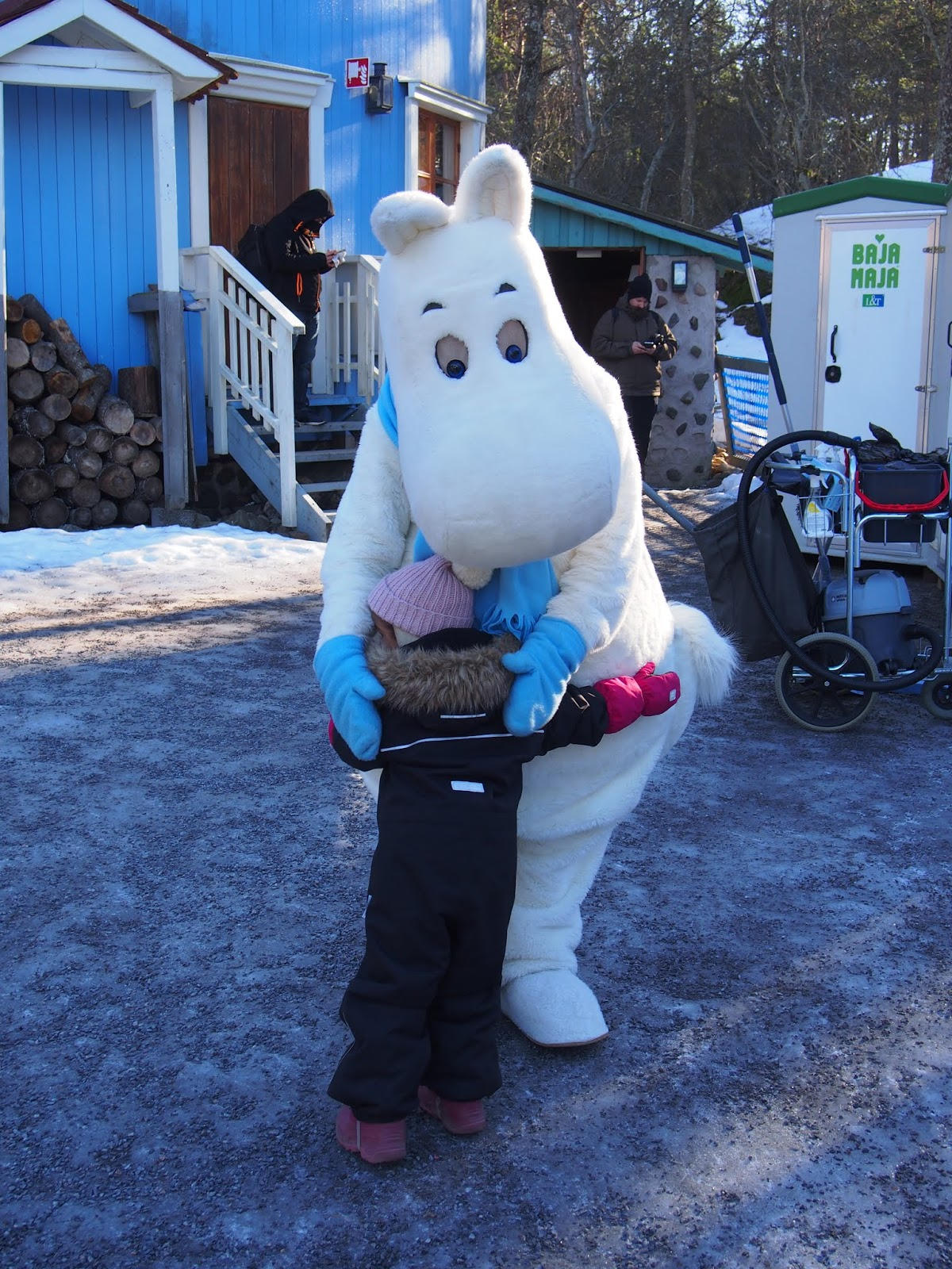 Moominworld winter magic