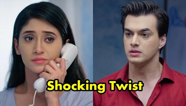 Big Twist : Naira leaves Goenka house choose baby over Kartik's love in Yeh Rishta Kya Kehlata Hai
