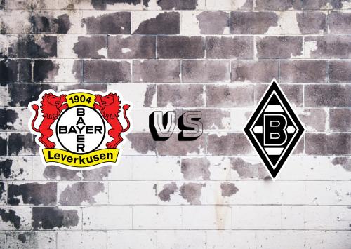 Bayer Leverkusen vs Borussia M'gladbach  Resumen