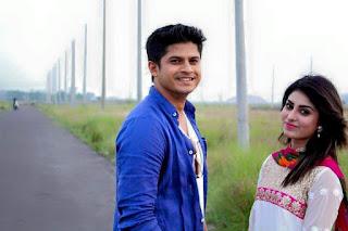 Niloy Alamgir Bangladeshi Actor Biography, Photos, Wallpapers With His Wife Shokh