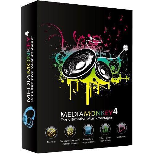 MediaMonkey Gold v5.0.0.2243 Beta with Serial Key