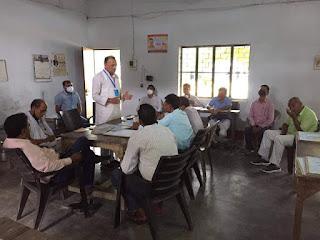 कार्यरत शिक्षक के नेतृत्व में होने वाली संघर्षों से थर्राती थीं सरकारें : रमेश सिंह   #NayaSaberaNetwork