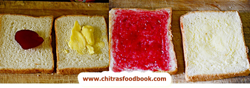 Bread butter jam recipe