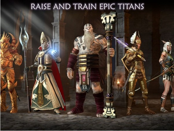 Dawn of Titans v1.6.13 Apk Mod (Free Shopping)