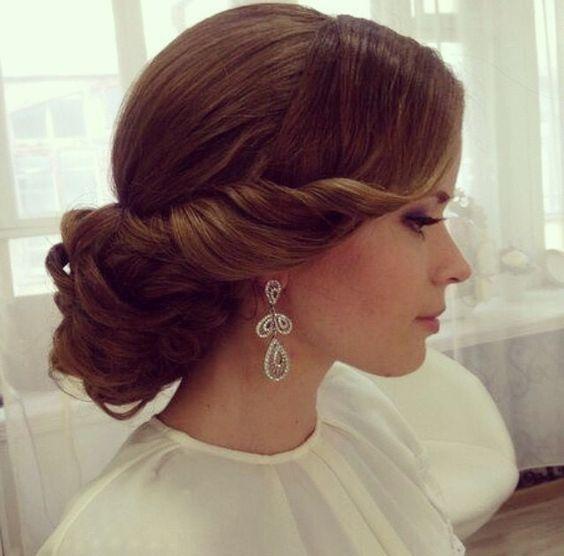 La Moda En Tu Cabello Sencillos Peinados De Quince Anos 2018 2019