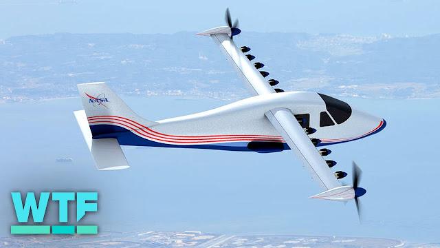 teknologi pesawat bertenaga listrik