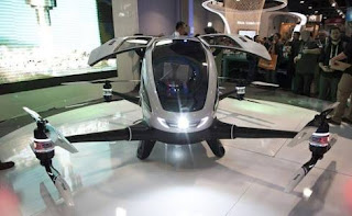 flying taxi