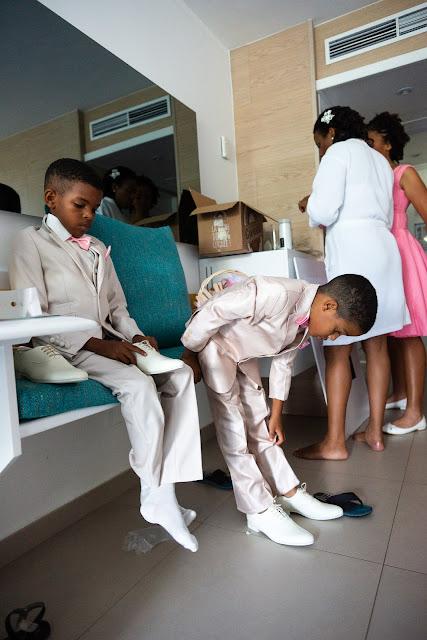 mariage la créole beach Guadeloupe  le Gosier
