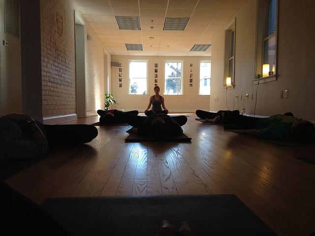 Yoga for Heart.