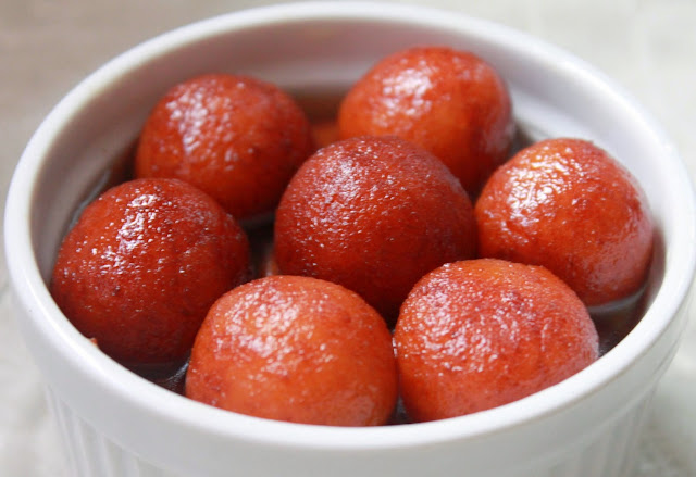 Gulab Jamun Recipe images
