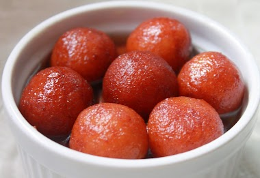 A Journey to the Gulab Jamun