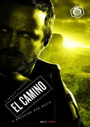 El Camino: A Breaking Bad Movie 2019 HDRip 720p Dual Audio In Hindi English