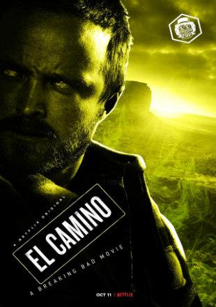 El Camino: A Breaking Bad Movie 2019 HDRip 720p Dual Audio In Hindi English