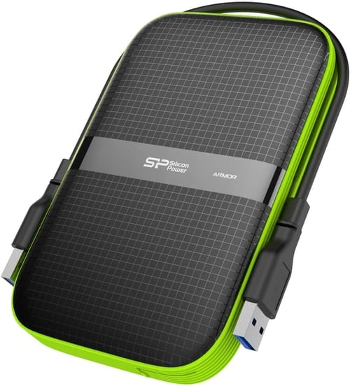 Review Silicon Power 5TB Rugged Portable External Hard Drive