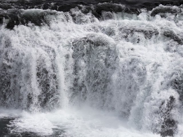 Self-drive around Iceland's Golden Circle: Faxi Waterfall