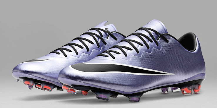 new concept 23ee6 ada54 Urban Lilac Nike Mercurial Vapor X 2016 Boots Released ...
