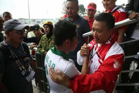 Menpora: Ada Upaya halangi Indonesia Raih Medali Emas
