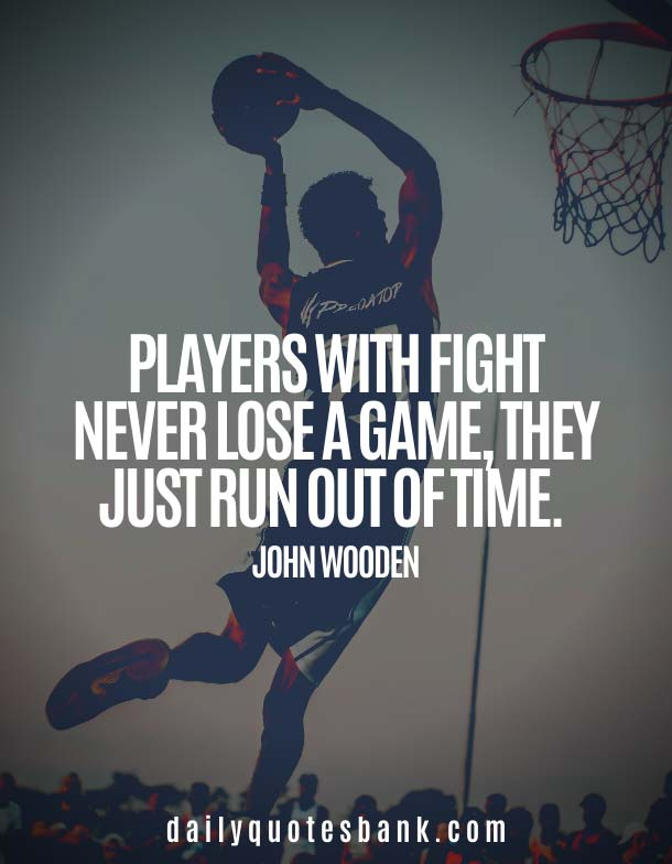 John Wooden Quotes On Game
