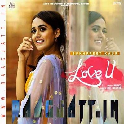 Love U by Sukhpreet Kaur lyrics