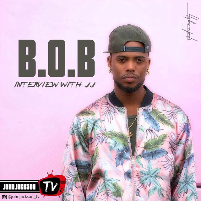 B.O.B |Photo| American Music Star| courtesy of JJ
