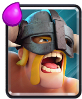 The Elite Barbarians Card
